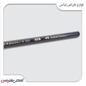 مداد طراحی فابرکستل ترک 4B