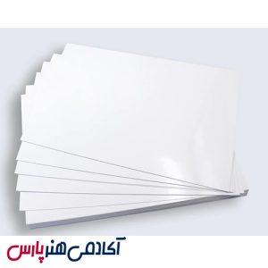 کاغذ A4 تک برگ