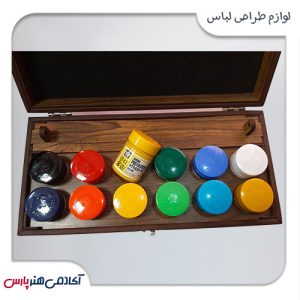 گواش ساکورا جعبه ای 12 رنگ
