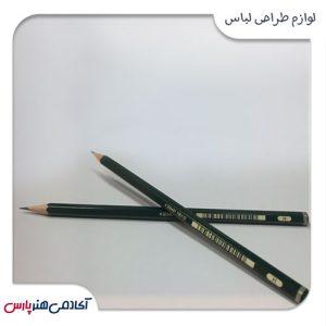 مداد طراحی فابرکستل آلمانی H