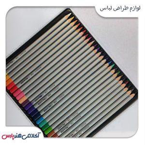 مداد رنگی پیکاسو مدل آرتیست 24 رنگ