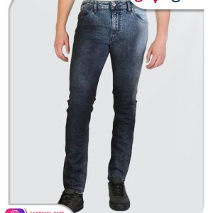 الگوی آماده شلوار جین مردانه راسته