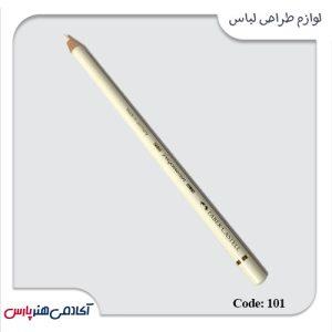 مدادرنگی فابرکستل پلی کروم کد 101 رنگ سفید