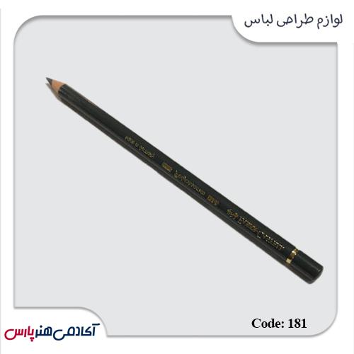 مدادرنگی فابرکستل پلی کروم کد 181 رنگ خاکستری