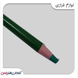 مداد خياطي صابوني نخ دار استاندارد - سبز 1211