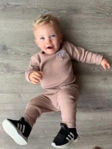 آموزش دوخت لباس نوزادی