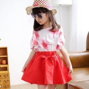 آموزش دوخت لباس بچه