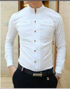 آموزش دوخت پیراهن مردانه